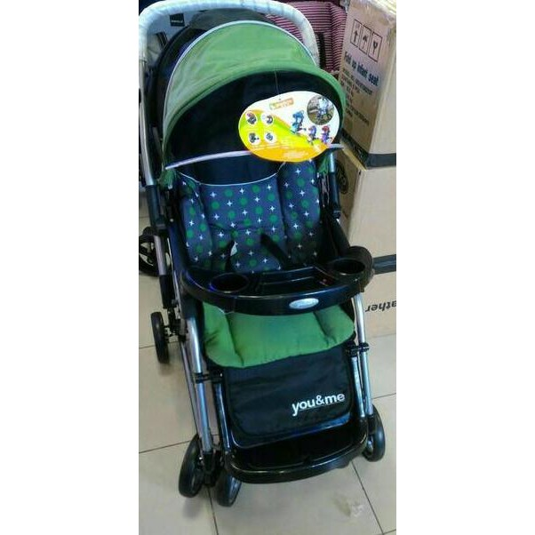 harga Stroller You & Me Babydoes 370 Shopee.co.id