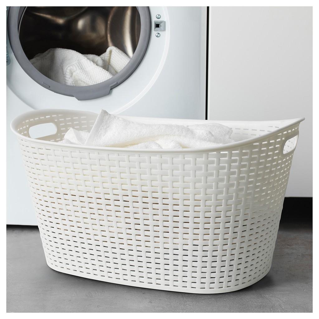 Ikea Jall Laundry Bag Keranjang Cucian Putih8 Daftar Harga Terbaru Tempat Baju Kotor Muat Banyak Putih 1 Pcs Shopee Indonesia