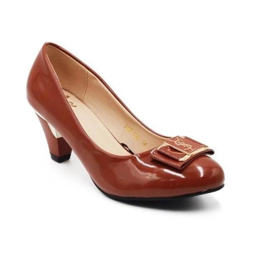 Lunetta Sepatu Anak Perempuan Flat Shoes Jasmine - Hitam . Source · Toko Online Regina Footwear