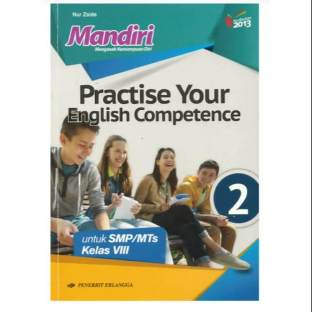 Download Buku Mandiri Bahasa Inggris Kelas 8 Guru Galeri