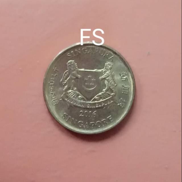 5 Cent Singapura
