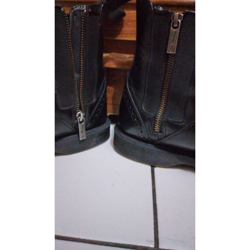 Sepatu Second Murah Dr. Martens Original