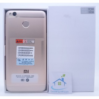 Xiaomi Redmi 4X Prime 3GB 32GB Garansi Resmi TAM