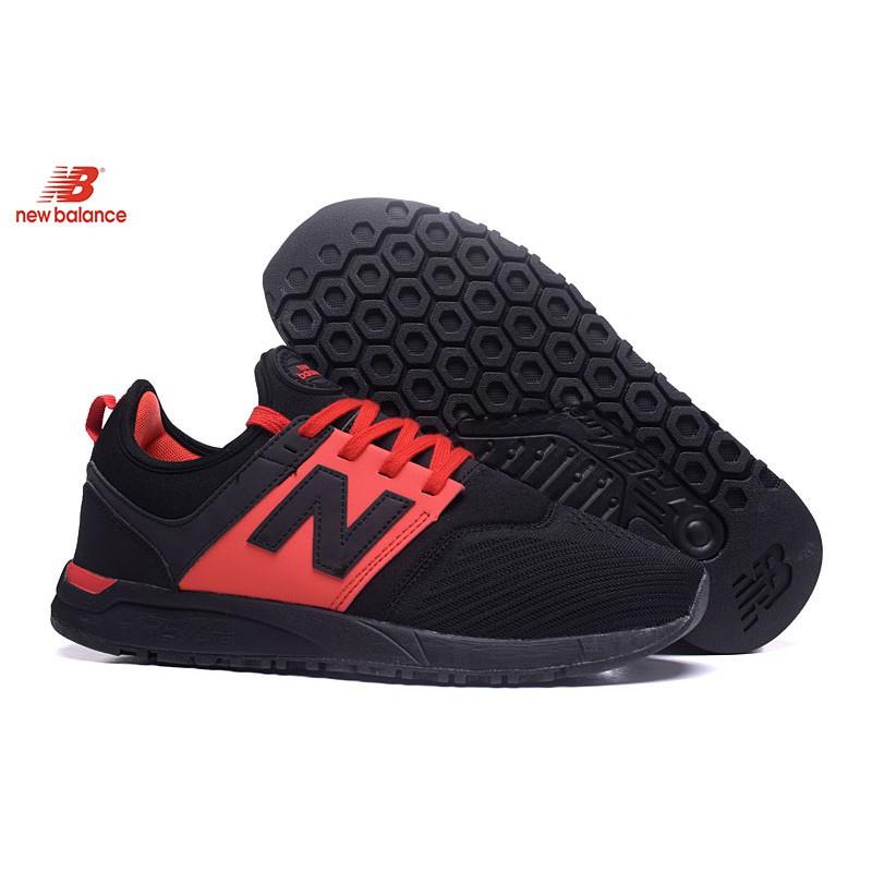 New Balance 997 Sepatu Sneakers Sport Retro Bahan Mesh untuk Lari ... a7f00ce5e0