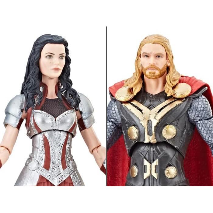 "Marvel Legends 6/"" MCU Studios the First Ten Years Sif MCU Thor the Dark World"
