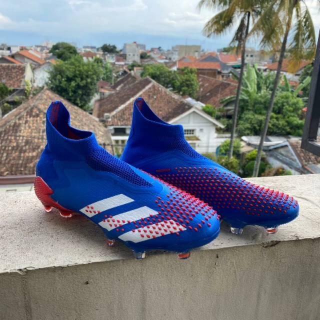 Sepatu Bola Adidas Predator Mutator 20 Tormentor Fg Shopee