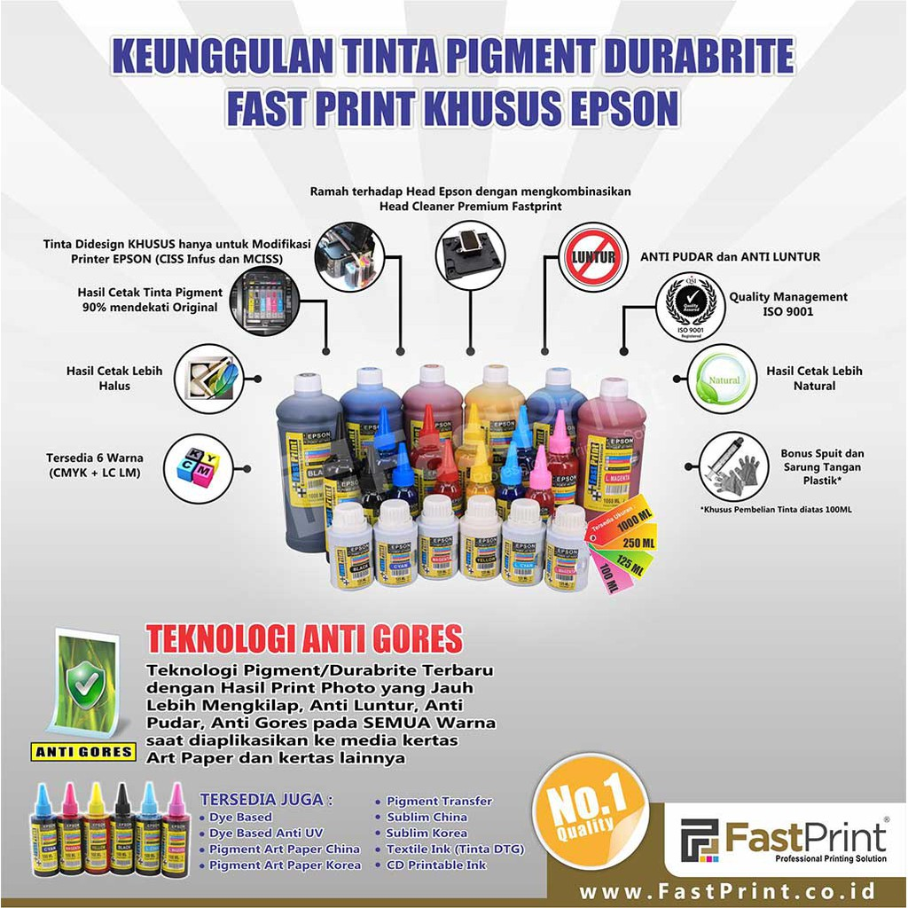 Printer Canon Pixma G1000 Shopee Indonesia Tinta Gi 790 Pigment Ultimate Plus Uv G2000 G2003 G3000 Yellow 70 Ml