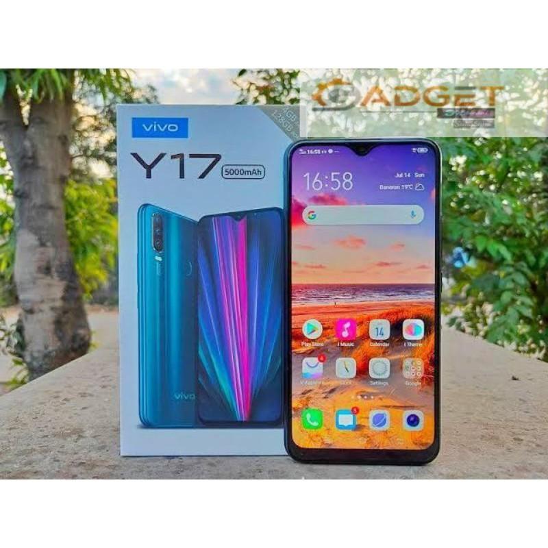 Handphone second murah vivo Y17 4/128 hp seken/ hp bekas vivo fullset