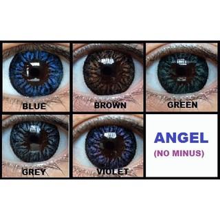 Softlens Angel Eyes / Soft Lens Angel Eyes Depkes Made in. suka .