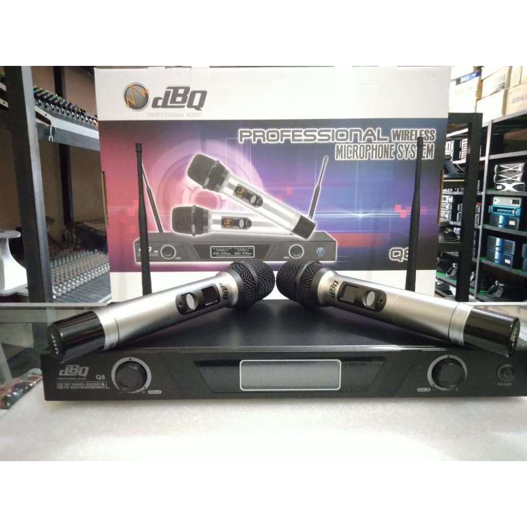 DBQ Q8 Profesional Wireless Microphone System