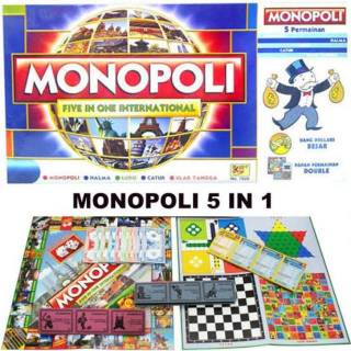 Mainan Monopoli International