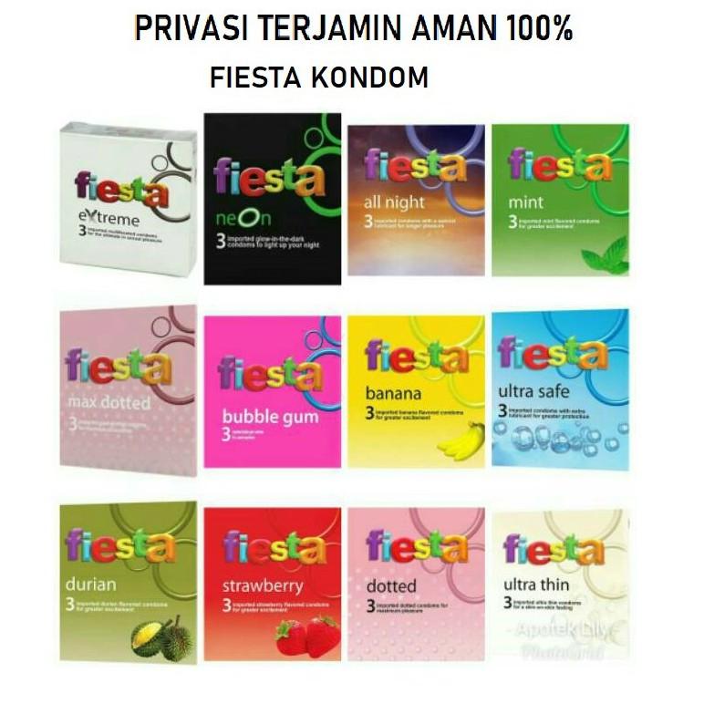 beli kondom kesehatan seksual kesehatan november 2020 shopee indonesia kondom fiesta all night bubble gum grape strawberry max dotted neon ultra safe ultra thin party pack