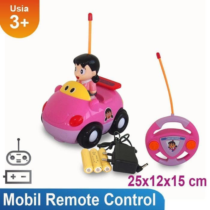 Kkln124 Mainan Remote Control Anak Perempuan Shopee Indonesia