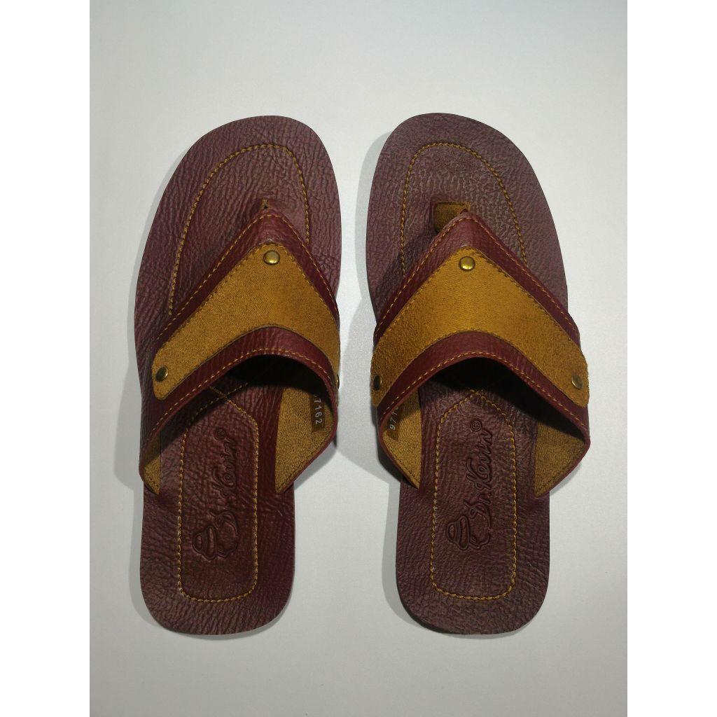 Sandal Dr Kevin 997197 Shopee Indonesia Men Sandals 97209 Tan
