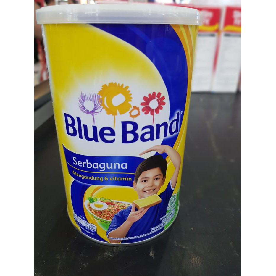 Blue Band 2 Kg Shopee Indonesia Blueband Dus
