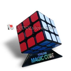 Rubik 3x3 SPEED Edition Glow In The Dark + PELUMAS Round Edge Yong Jun | Shopee