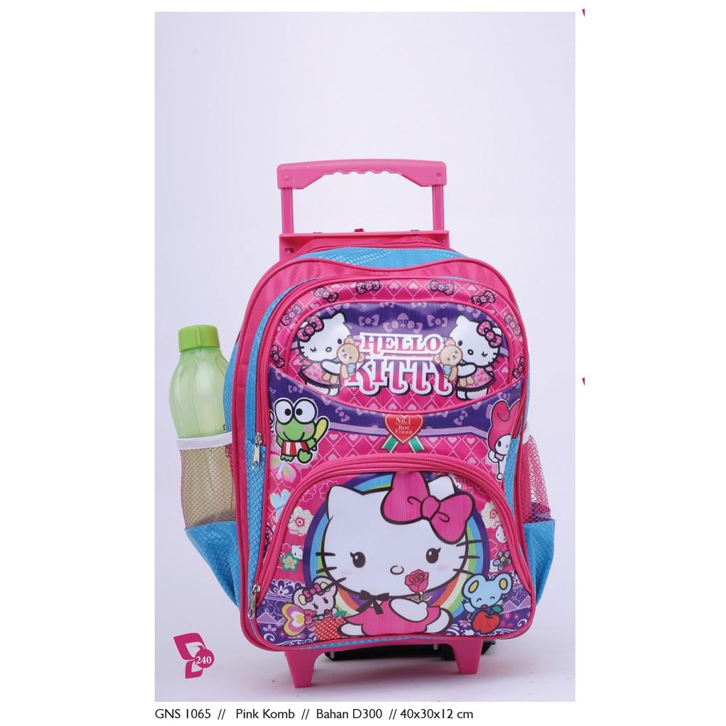 Garsel Gwi 8319 Tas Trolly Wanita Dolby Pink Spec Dan Daftar Harga Troli Anak Sekolahcasual 471 546 Sekolah Trolley Perempuan Bonus Fashion Reseller Bandung