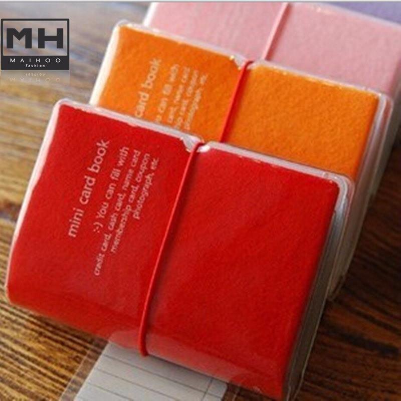 READY Dompet Kartu ATM SIM Kartu kredit 32 Slot / Korean Style Card Wallet WN   Shopee Indonesia