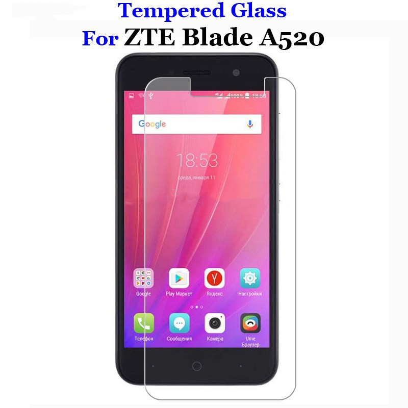 Tempered Glass Anti Gores .