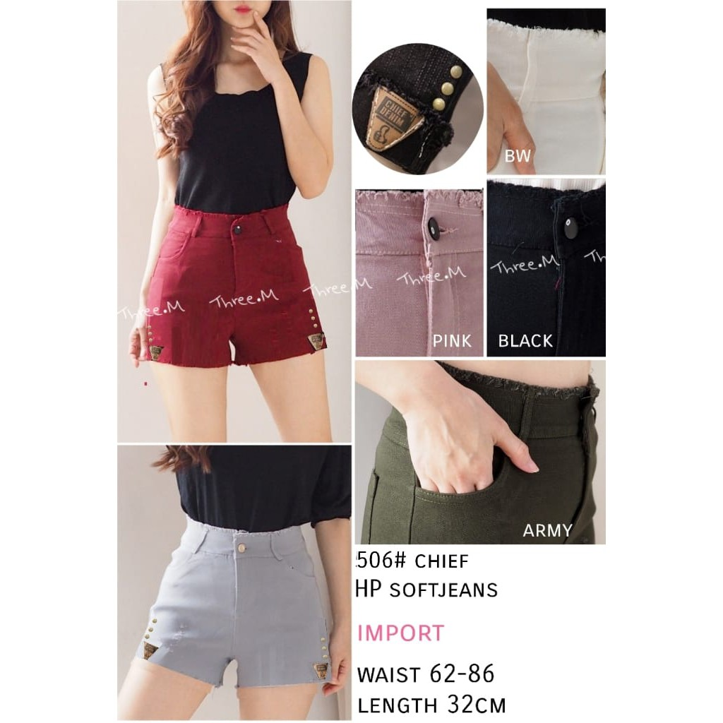 Hotpants softjeans Import 506