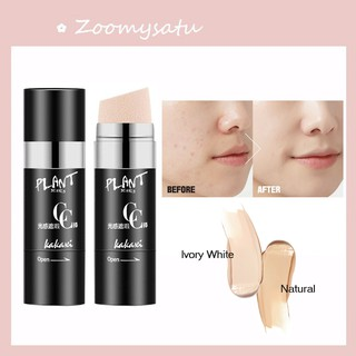 [COD]PLANT CC cream Concealer Whitening Longlasting Waterproof Fondation thumbnail