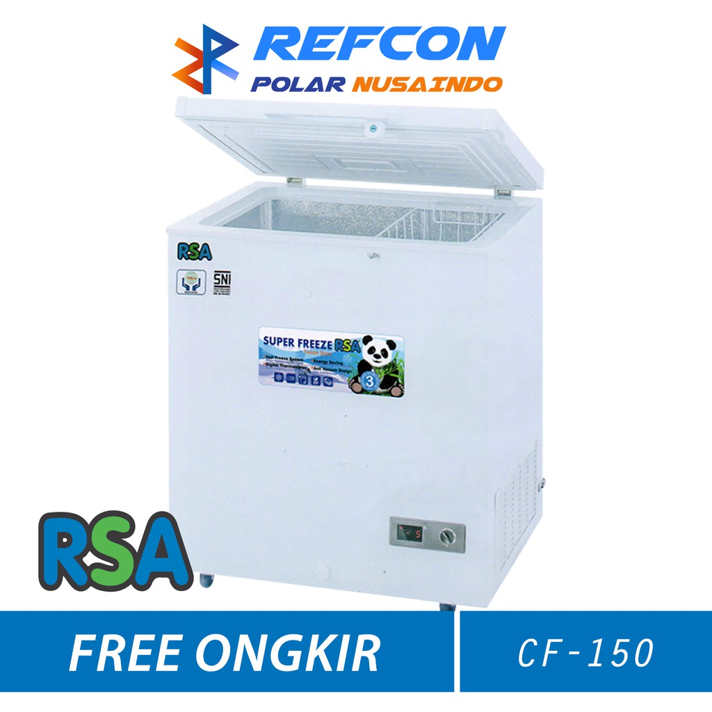 Modena Md 30 Chest Freezer Silver 300 L 1 Door Shopee Indonesia Showcase Cooler Sc 1281 280 Liter Hitam Khusus Jabodetabek