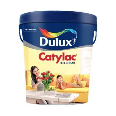Cat Tembok Dulux Catylac Interior 5 Kg Shopee Indonesia
