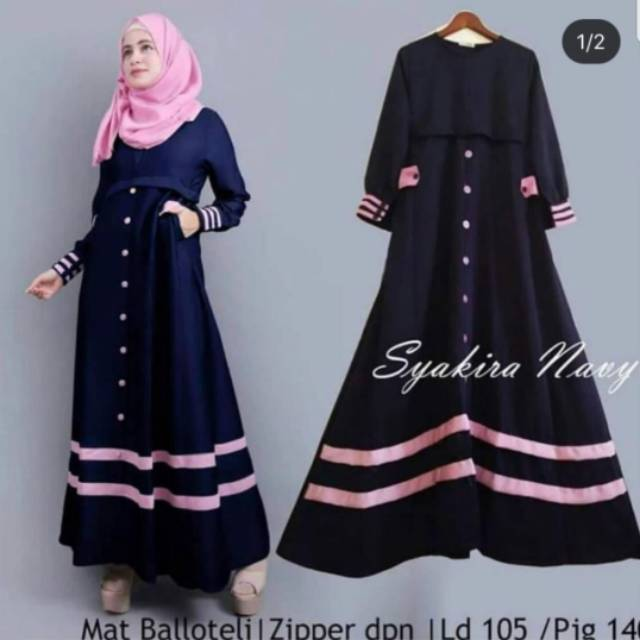 Jual Produk Fashion Muslim Online  b4fc6949e0