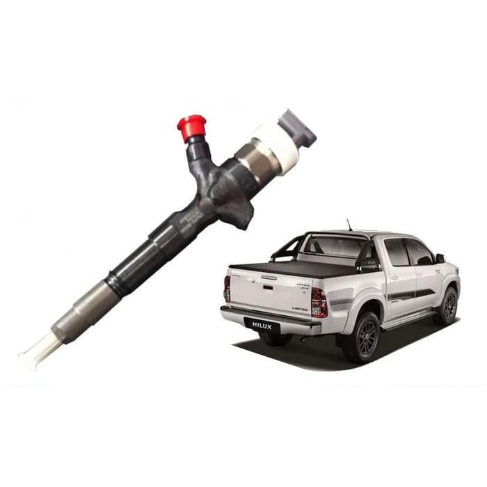 Toyota Hilux Diesel Truck >> Injector Toyota Hilux 2 5 2500cc Diesel Asli Original Denso Fuel Injektor Nozzle Nosel Hilux 2500 Cc