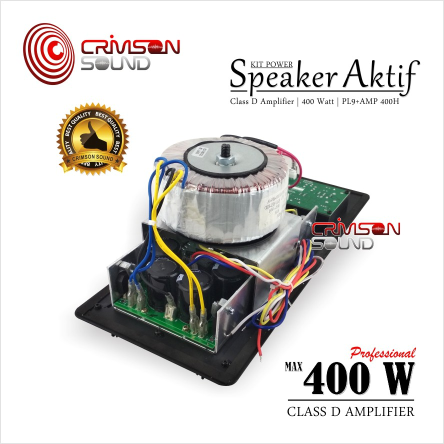 Best Class D Amplifier Kit