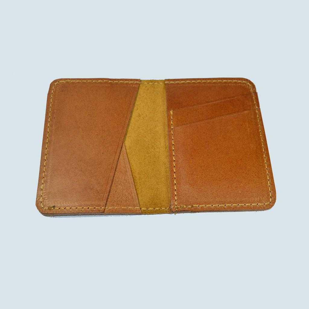 Hot sale Dompet premium kulit asli Handmade panjang lipat kartu banyak  c0435be36f