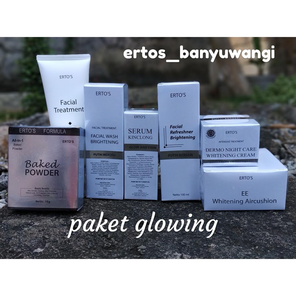 Ertos Paket Glowing Shopee Indonesia 1