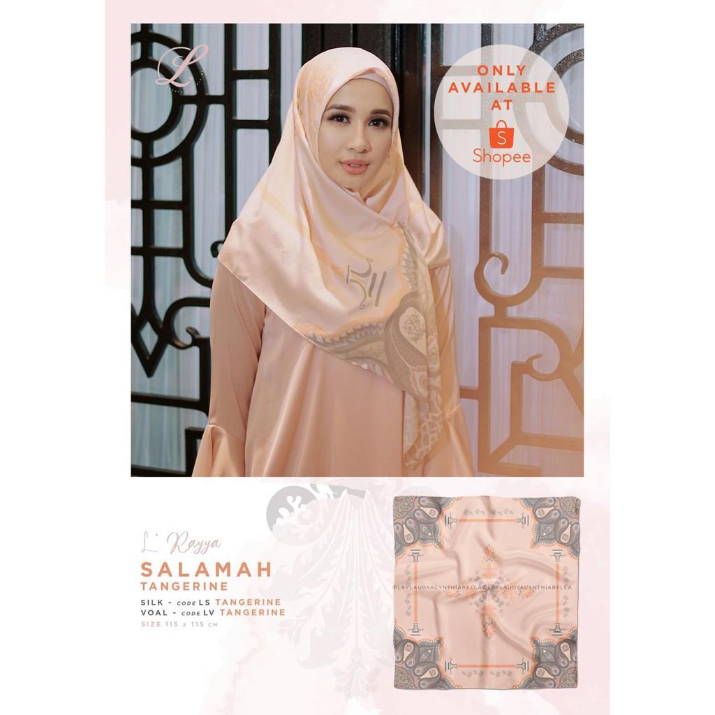Lrayya Salamahtangerin Silk