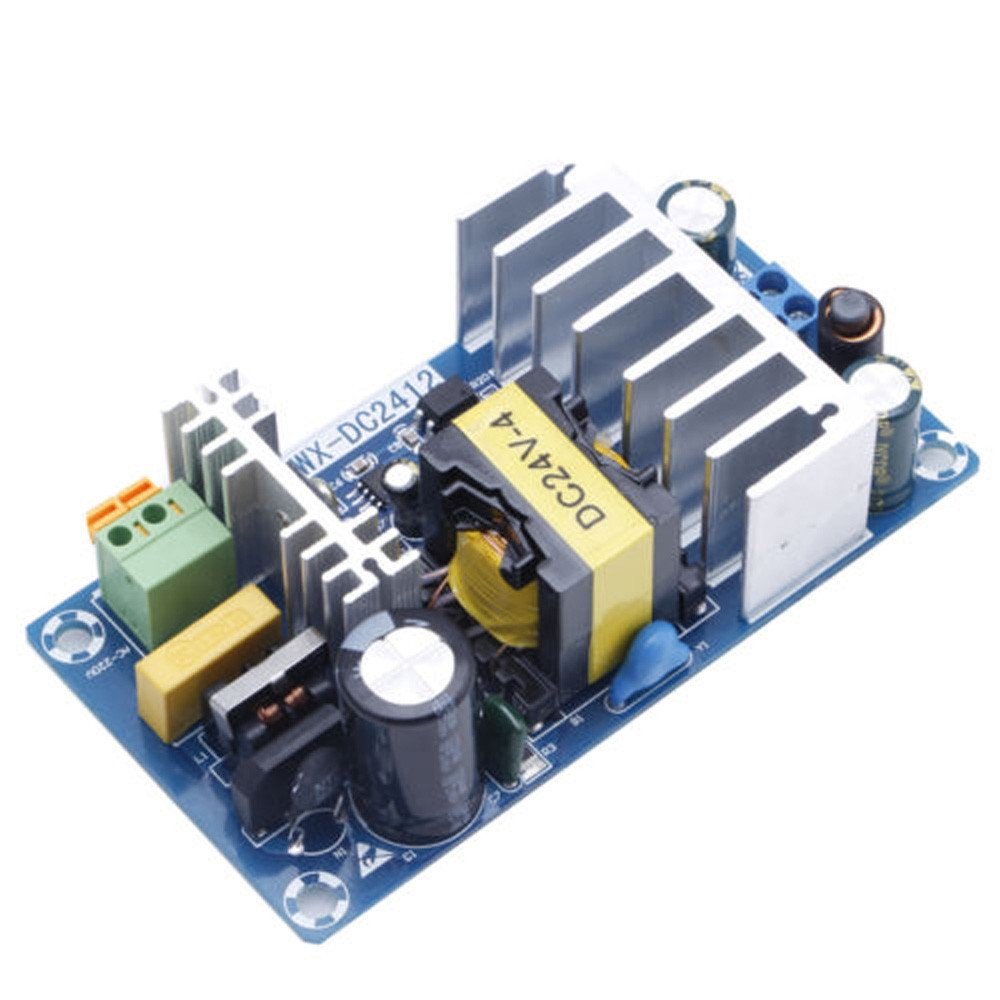 Smps Ac 220v To Dc 20v 45v 7a Ajustable Switching Power Supply Ct Class D Amplifier Circuit Schematic Pcb Files 100wclassdamplifier Non Shopee Indonesia