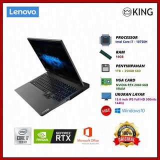 Lenovo Ideapad Gaming 3i I7 10750h Gtx1650ti Resmi Terbaru 2020 Shopee Indonesia