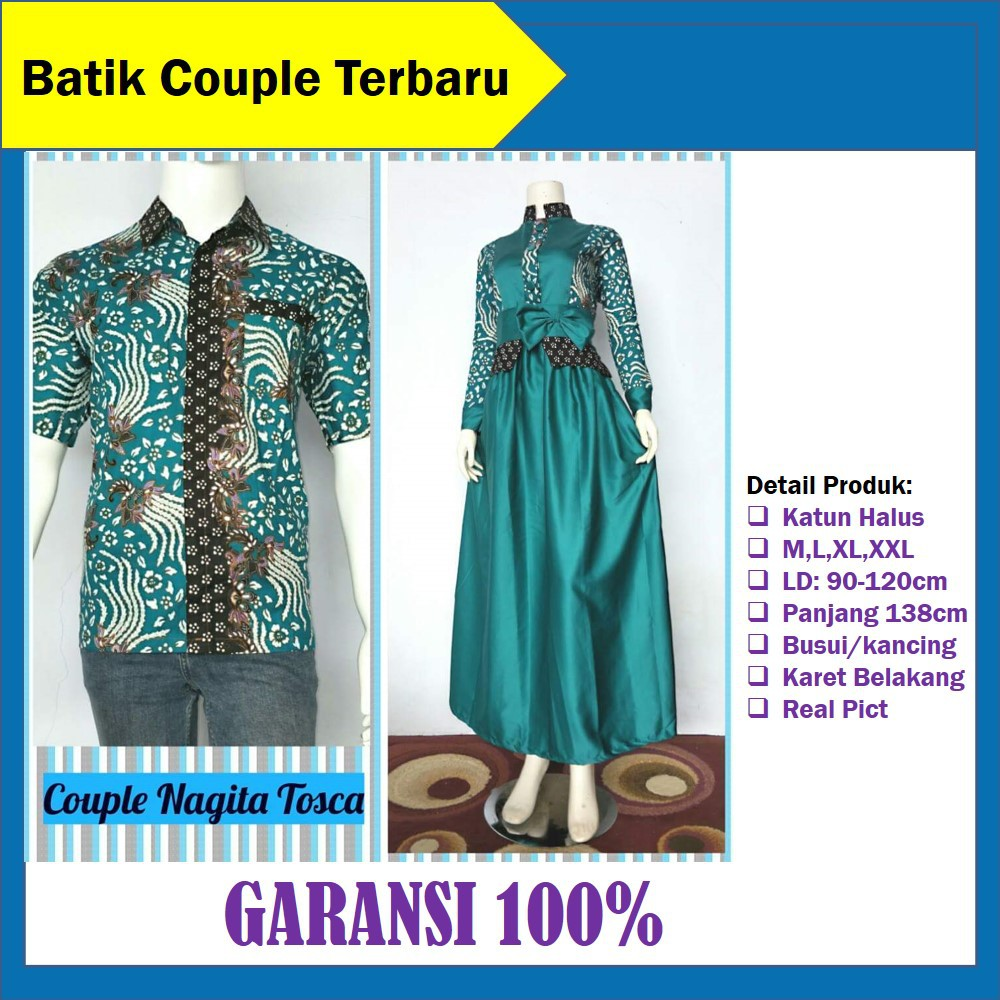 Model Baju Batik Setelan Anjani Set Terbaru 2018  6bbcabbfe4