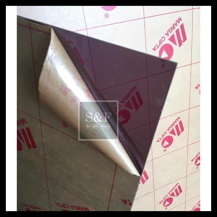Akrilik Lembaran / Acrylic Lembaran / Akrilik Hitam Rayben / Akrilik