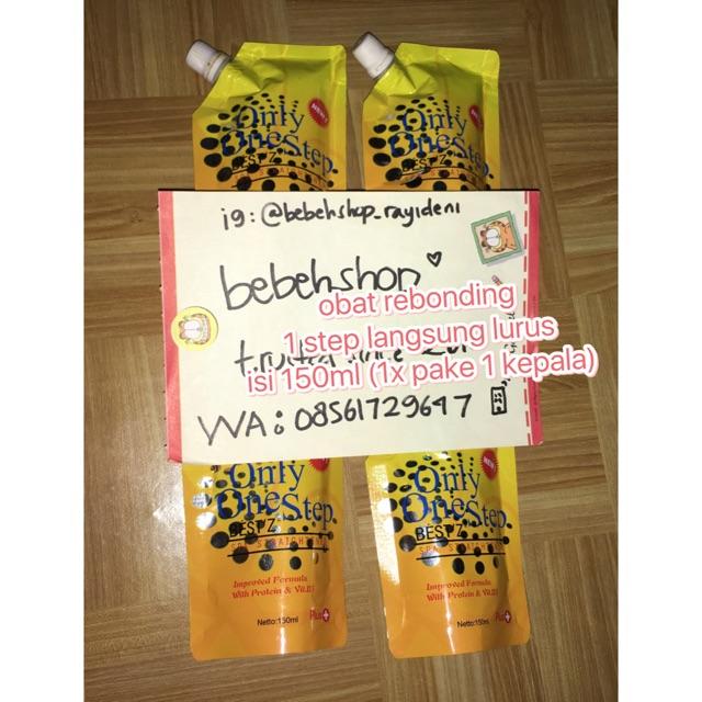 best z rebonding bonding pelurus rambut only 1 step langsung lurus hair  straightner cream murah pkt  7a9848340d