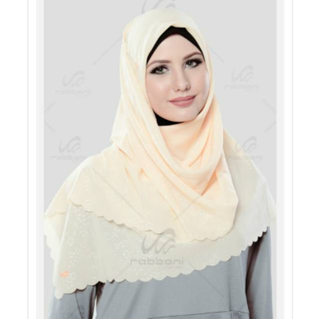 Kerudung Rabbani Segi Empat Zahira New Solder S Shopee Indonesia