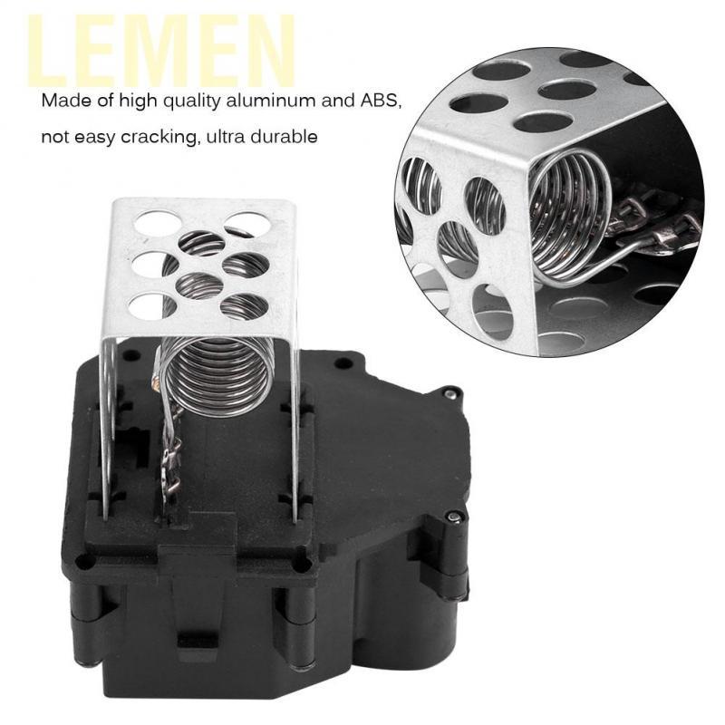 Aramox Heater Blower Fan Resistor for Berlingo C1 C4 Xsara Picasso 9649247680
