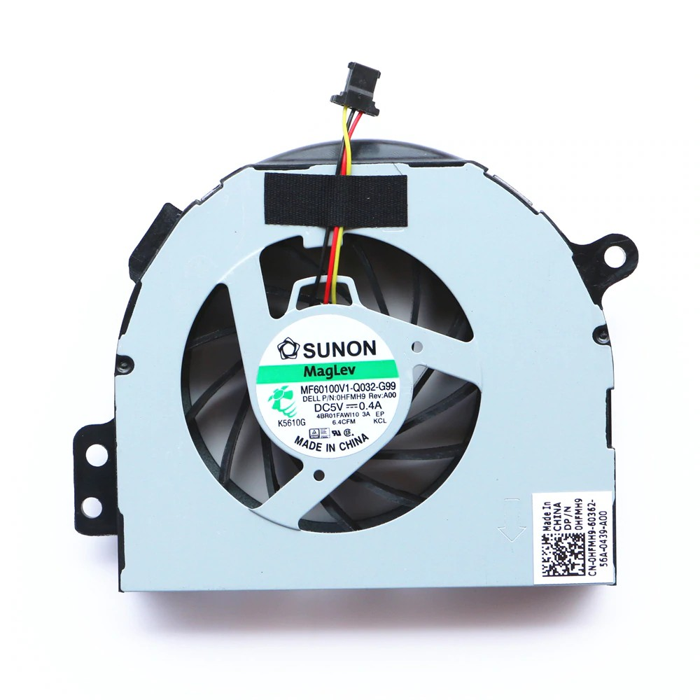 New Original CPU Cooling FAN for DELL Inspiron 15R N5010