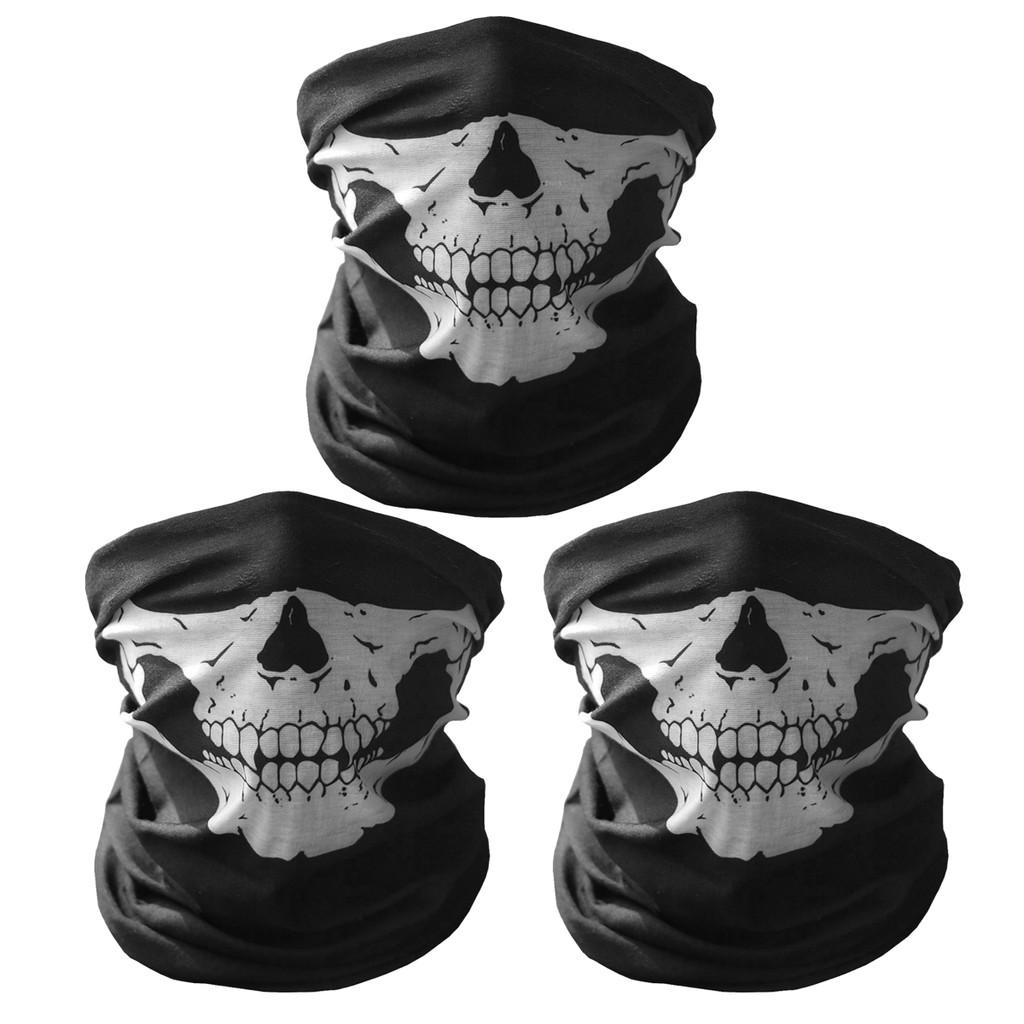 Masker Full Face Motif Tengkorak Hitam Daftar Harga Terkini Dan Snail Helm Mx309 Motocross Skull Kilap Wajah Luar Ruangan Untuk Bersepeda 3 Buah Shopee