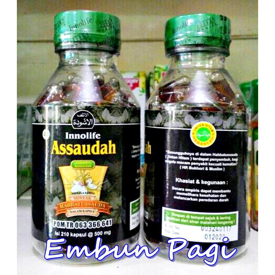 Habbatussauda Minyak 210 Kapsul Shopee Indonesia Cap Kurma Ajwa 210kpsl
