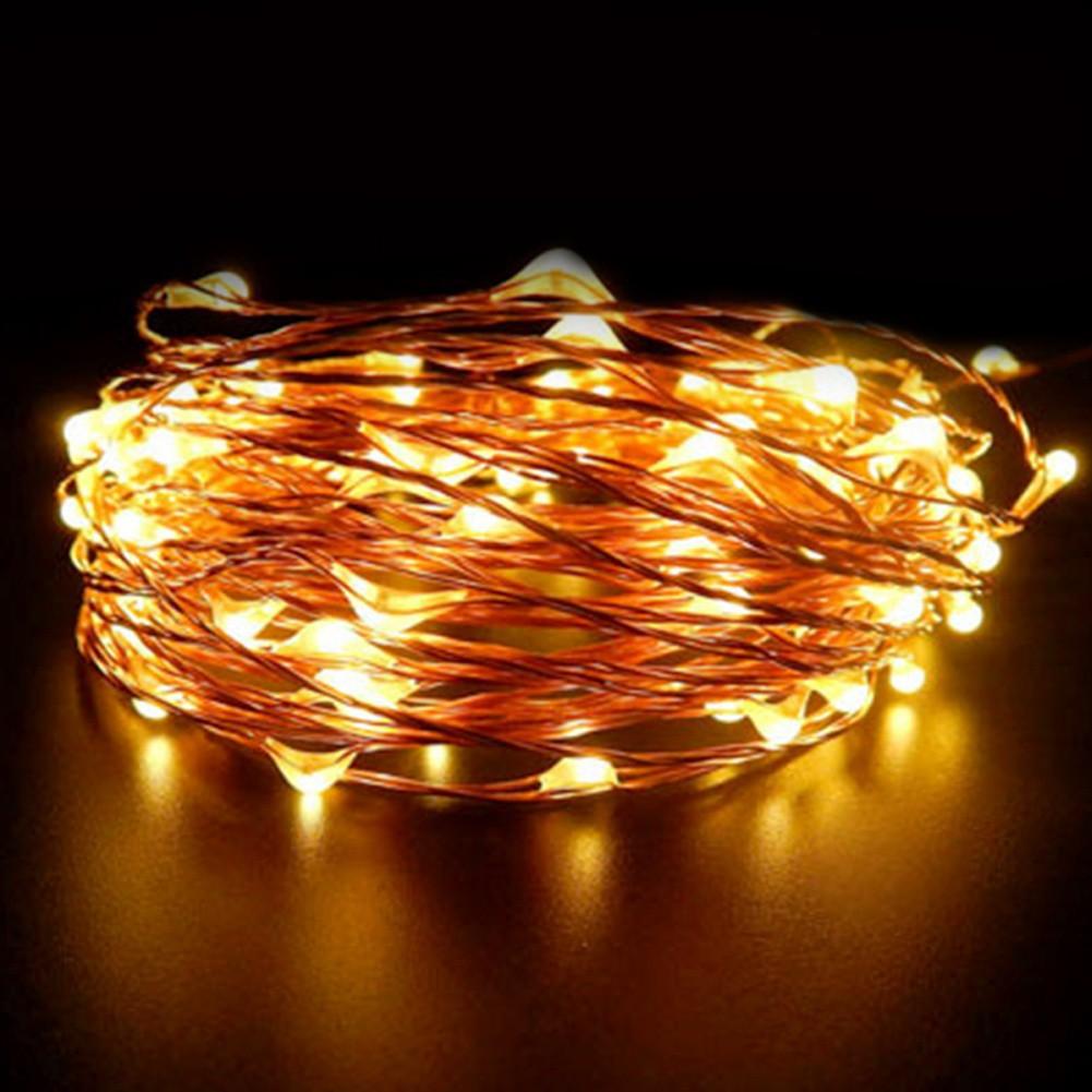 Lampu Tumblr Natal Led Hias Ricelamp String Lights Diy Wiring Rumah Rope Outdoor Xmas Decor Shopee Indonesia