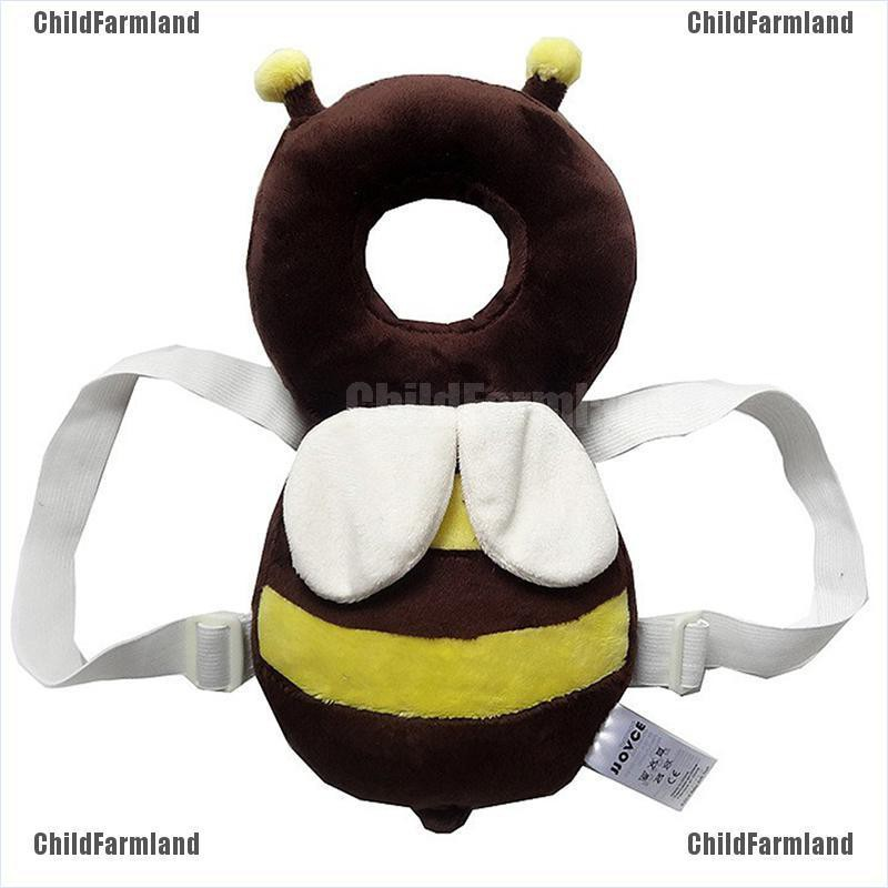 Baby Infant Kids Head Protection Pillow Pad Toddler Head Back Care Cute Cushion
