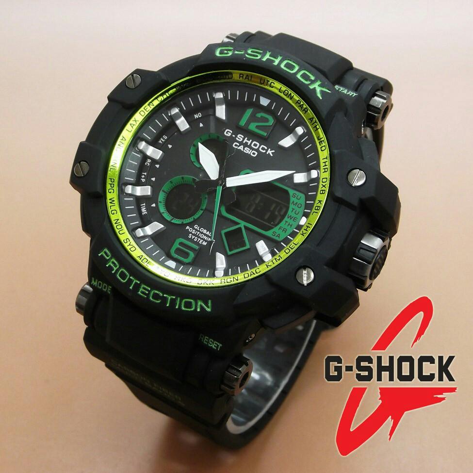 JAM TANGAN PRIA G-SHOCK CASIO GG-1000 NEW ARRIVAL  9349cc990b