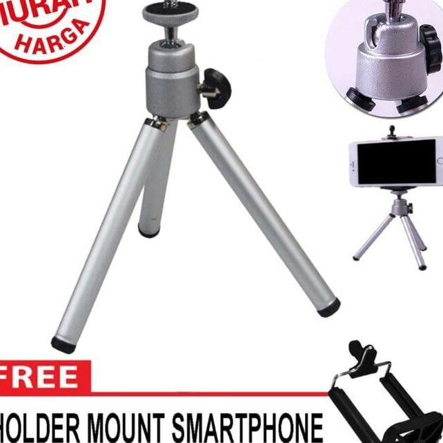NEW Boom Tripod Mini Holder U Multifungsi .