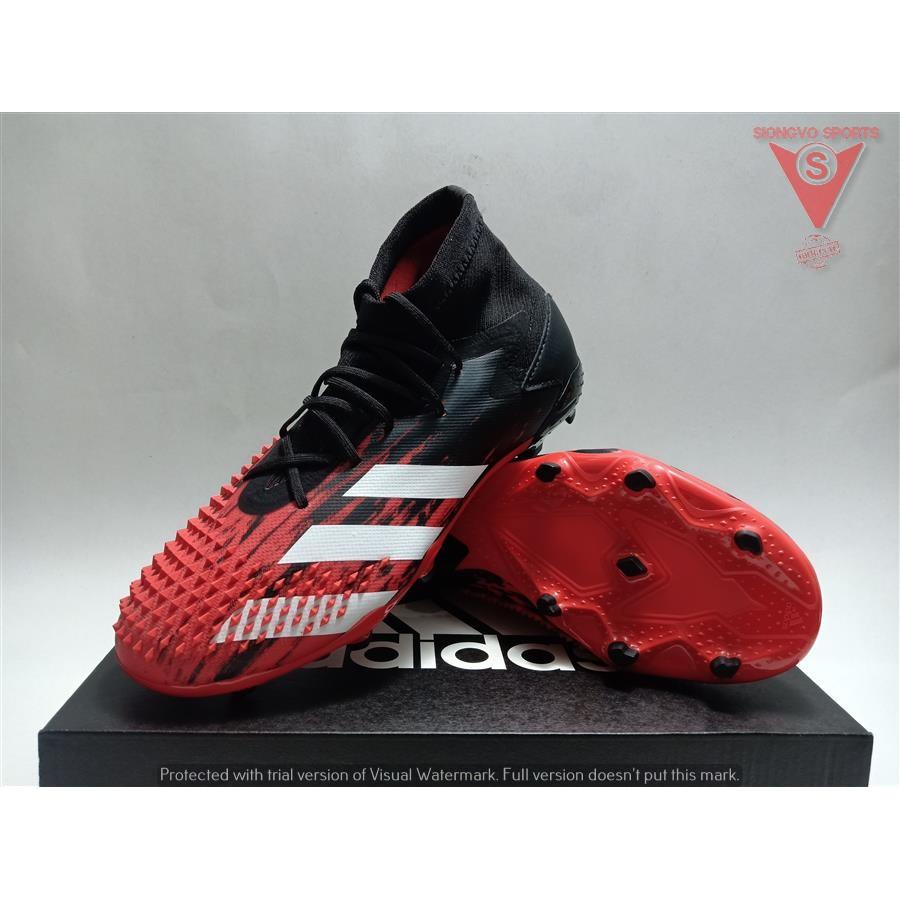 Sepatu Bola Anak Adidas Predator Mutator 20 1 Fg J Original Ef1992