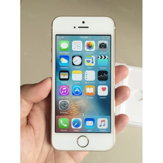 Iphone 5s 32gb Space Grey Silver Gold Fullset Mulus Second Original