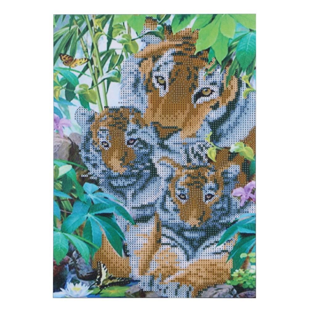 76 Gambar 7 Harimau Terlihat Keren